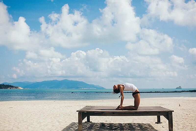 Йога без еды и воды